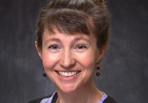 Dr Kitty Browne headshot