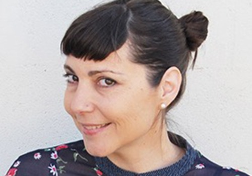 Marta Vizcarro headshot