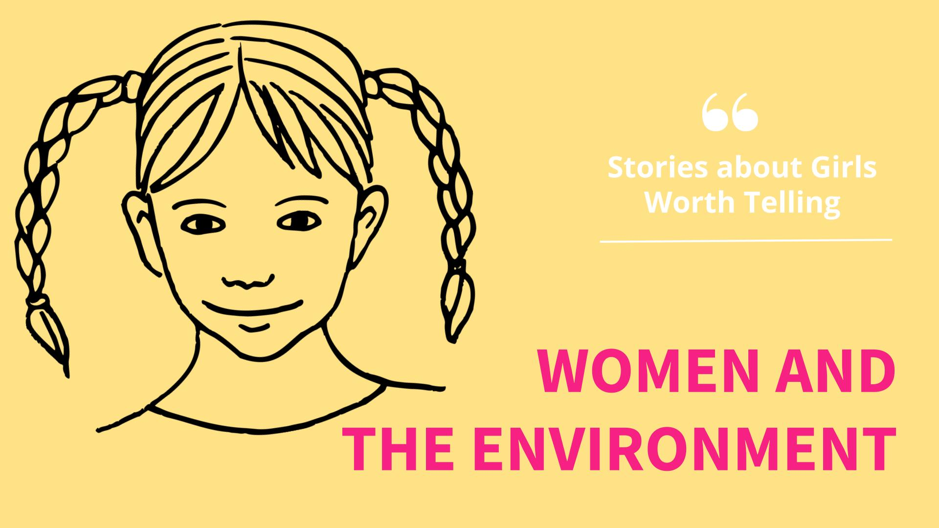 Thumbnail for presentation Women and the Environment